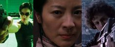 30 Years Of Kickass Women In Film In Under 3 Minutes