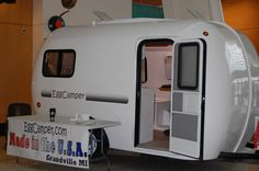 Small Vintage Campers | Grand Rapids MI RV Show in Vintage Trailer Discussion Forum