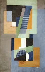 Toyen - Geometrická kompozice/1926