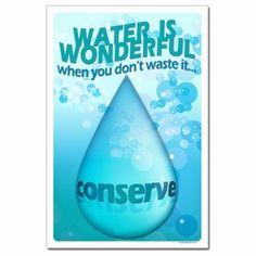 10 Facial lines in / Time period Around Conserve Standard water through Everyday terms
