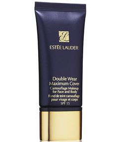 Estée Lauder Double Wear Maximum Cover Camouflage Makeup for Face and Body Broad Spectrum SPF 15