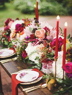 Boho Jeweled Wedding Inspiration