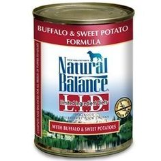 13-Ounce, Buffalo and Sweet Potato Formula Canned Dog Food * Check out the image by visiting the link. (This is an affiliate link and I receive a commission for the sales)