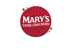 Mary's Gone Crackers offers a variety of gluten-free crackers, pretzels and cookies. Available at most major supermarkets and at shop.marysgonecrackers.com.