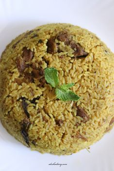 Easy Chicken Recipes, Rice Recipes, Cooking Recipes, Vegetarian Biryani, Vegetarian Recipes, Indian Dessert Recipes, Ethnic Recipes, Briyani Recipe