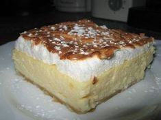 """Tvarohový krémeš"" 