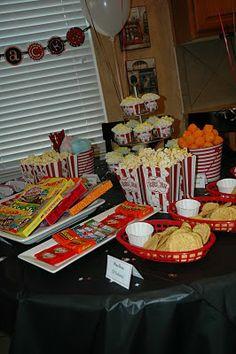 Swanky Pear: Movie Party