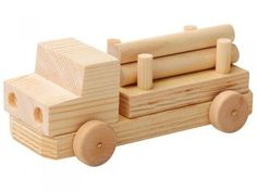 Truck Building Kit by Red Toolbox - Buy Now Woodworking Jig Plans, Beginner Woodworking Projects, Learn Woodworking, Woodworking Videos, Diy Jewlery Box, Wood Cart, Wooden Toy Cars, Wood Toys Plans, Small Wood Projects