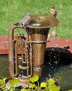 Hometalk :: Water fountains, Urns and Ponds :: Vetsy's clipboard on Hometalk