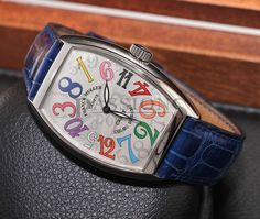 690d2b45990 The Franck Muller Crazy Hours  A Study In Being Unique most daring design  feature