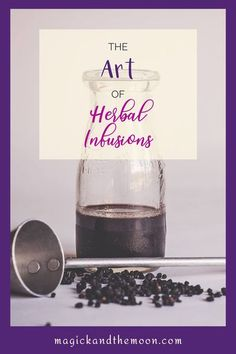 I HAD to write this one up. I recently saw a post by someone explaining to others how to make an herbal infusion…the wrong freaking way. And yes, there is a wrong way and a right way.  #herbalmagick #herbalism #beginnerwitch Kitchen Witchery, Magick, Herbalism, Art, Kunst, Witchcraft, Herbal Medicine, Art Education, Artworks