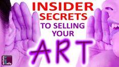 How To Sell Art online - Insider Secrets Revealed
