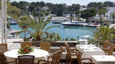 Port Petit Restaurant, Cala d'Or restaurant terrasse