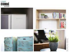Bureau Beke, Arnhem   design by Lenny Combé Design   Pictures by Menno van der Meulen Picture Design, Lockers, Locker Storage, Bookcase, Shelves, Cabinet, Interior Design, Furniture, Home Decor