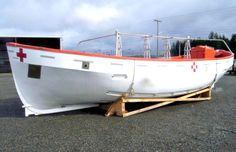 1986 Lane Marine Tech Inc 37' lifeboat on GovLiquidation