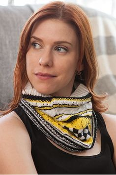 NY Cowl - Knitting Patterns and Crochet Patterns from KnitPicks.com by Edited by Knit Picks Staff On Sale