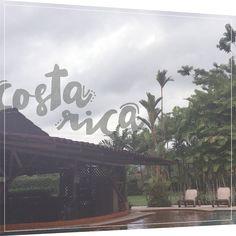 Costa Rica Blog | Meg White // Designer