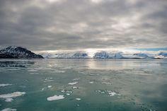 Rekord gorąca w Arktyce? Klimatolodzy alarmują, że może być o 20 stopni Celsjusza cieplej niż średnia - Pogoda - WP.PL