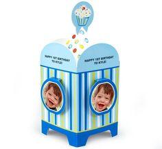 Boy's Lil' Cupcake 1st Birthday