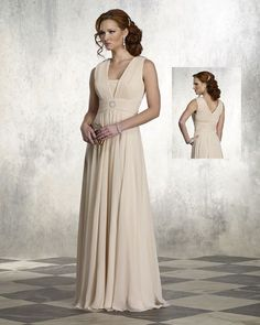 DressilyMe Bridal Dresses Online,Wedding Dresses Ball Gown, futuristic chiffon a line square neckline raised waist full length mother of the bride dress Mother Of The Bride Gown, Mother Of Groom Dresses, Mothers Dresses, Bridal Party Dresses, Wedding Dresses Plus Size, Bridesmaid Dresses, Wedding Outfits, Wedding Gowns, Bridesmaids