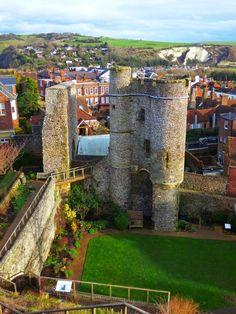 Lewes Castle   East Sussex, England