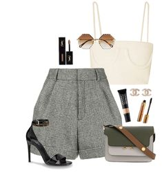 Parisian girl created by flawlessgirl on ShopLook.io perfect for Everyday. Visit… - Forman im Pariser Stil Cute Casual Outfits, Short Outfits, Stylish Outfits, Summer Outfits, Polyvore Outfits, Teen Fashion Outfits, Girl Outfits, Jugend Mode Outfits, Looks Chic