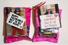 DIY Valentines Day card - Too darn cute!
