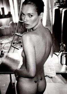 Mario Testino - Kate Moss