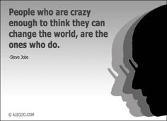 Inspirational Quotes.. #stevejobs