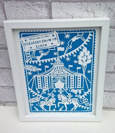 Blue  by Emma Turner on Etsy