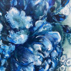 Heidi Shedlock: China Bouquet: fine art   StateoftheART Canvas Size, Original Artwork, Bouquet, China, Oil, Fine Art, Artist, Flowers, Crafts