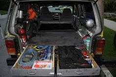 jeep cherokee 1987 storage - Google Search