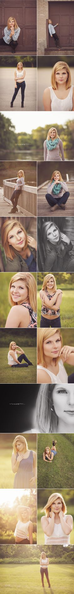 Mid Michigan High School Senior Photos | Sara 3