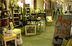 Mary's Finds is one of my favorite vintage stores here in Dallas ...