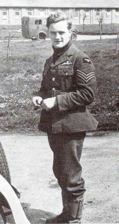 """Sgt Edward A """"Tony"""" Mould of No 74 Squadron RAF is credited with having destroyed the first enemy fighter to come down in Britain. On the afternoon of 8 July 1940, the 23-year-old pilot forced Ltn Johann Böhm of JG51 to belly in a field of ewes on Bladbean Hill, Elham. Chasing a Spitfire Mk I, Me 109E-3 White 4 was caught from below and shot into the radiator and non self-sealing fuel tank. The enemy pilot banked into a dive to escape but crash-landed with the undercarriage retracted."""