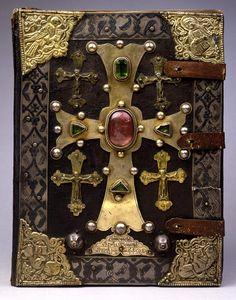 T'oros Roslin Gospels - Armenian Illuminated Manuscript - 1262