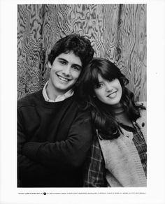 "Zach Galligan & Phoebe Cates In ""Gremlins"""