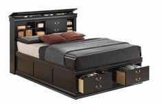 LOUIS PHILIPPE COLLECTION Queen Bed by Coaster