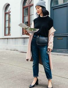 Discover the Waverley - A Stylish Travel Crossbody Bag & Belt Bag Crossbody Bags For Travel, Leather Crossbody Bag, Travel Bags For Women, Hip Bag, World Of Fashion, Mom Jeans, Normcore, Stylish, My Style