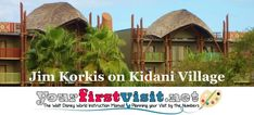 Disney World History: Kidani Village: The story and attention to detail created by Walt Disney Imagineers at this Disney Vacation Club Resort is truly amazing. If you're planning a stay there, you'll definitely want to click thru to read | yourfirstvisit.net #DisneyWorldHistory #KidaniVillage #DVC Saratoga Springs Resort, Springs Resort And Spa, Disney World Deals, Disney World Planning, Disney Vacation Club, Walt Disney World Vacations, Kidani Village, Disney Animal Kingdom Lodge, Key West Resorts