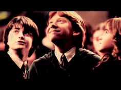 Harry Potter | We're going back where we belong  :  This is still the best HP video I've seen ♥