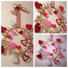 Cool Valentine's Day Wreath Ideas for 2014_11