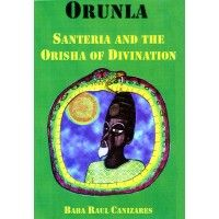 Orunla-Orisha Of Divination - Santeria English Book Santeria Spells, Spiritual Candles, Magic Secrets, English Book, Orisha, Magic Spells, Occult, Witchcraft, Spelling