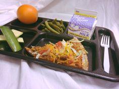 Taco Pizza using Salsa Seasoning Mix V425, Premium Taco Seasoning Mix (V411) & Ranch Dressing Mix (V402)