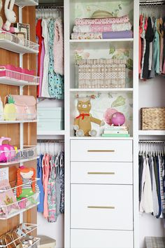 228 Best Organize :: Closets Images On Pinterest In 2018 | Organizations, Organization  Ideas And Organizers