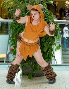 ewok girl 2015 costume pinterest photography girls and costumes