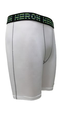HERON WHITE TACKLE PANTS SIDE1   #soccer   #polypropylene  #fitness  #sportswear  #sports #pants #innerwear Heron, Sportswear, Soccer, Fitness, Pants, How To Wear, Fashion, Trouser Pants, Moda
