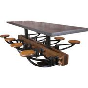 industrial furniture vintage - Google Search