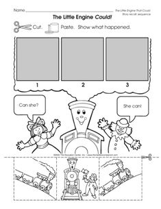The Little Engine Could!, Lesson Plans - The Mailbox