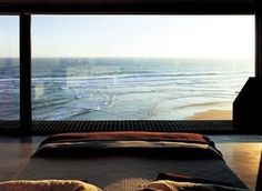 Who can sleep with this view?